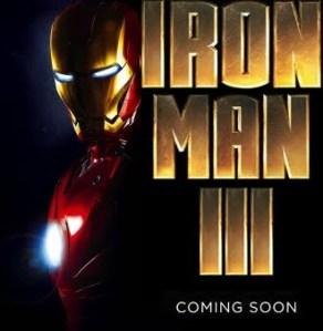 IRON MAN 3 Película